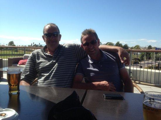 Roda Golf & Beach Resort: clubhouse2