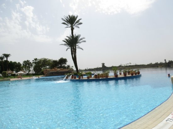 Jolie Ville Hotel & Spa - Kings Island, Luxor : Piscina