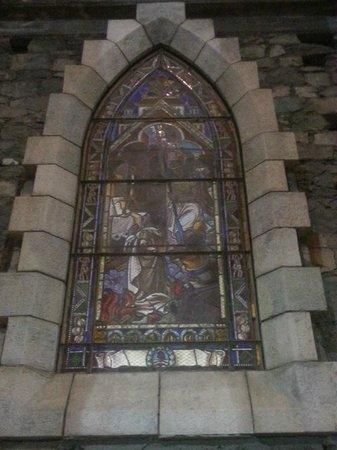 Catedral de San Carlos de Bariloche : vitreaux