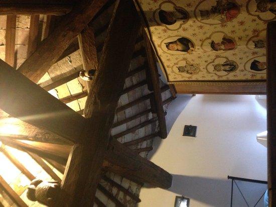 Castello Valenzino: Soppalco