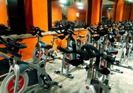 The Gym: Spinning