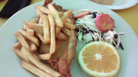 Pescado con Limon: Simple fish