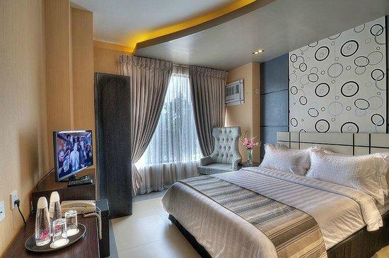 Eloisa Royal Suites: Studio Room