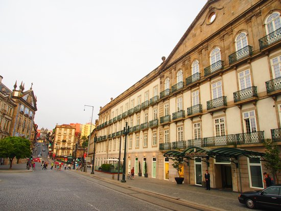 InterContinental Porto - Palacio das Cardosas: Fachada do Hotel