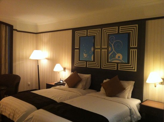 Grand Bluewave Hotel Shah Alam: Room