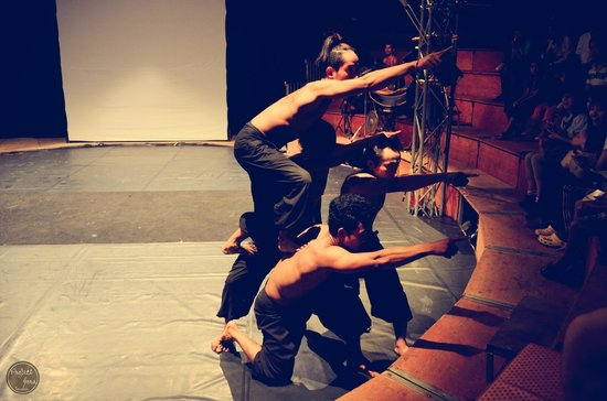 Phare, The Cambodian Circus: the young actors