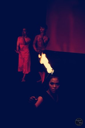 Phare, The Cambodian Circus: On fire