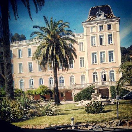 L 'Orangeraie Parc Hotel : L'hôtel