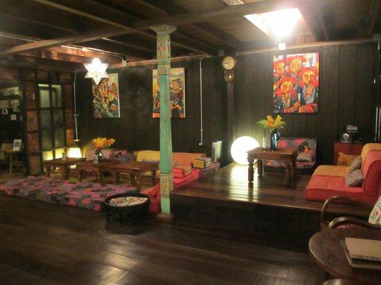 Loy La Long Hotel: salle de réception