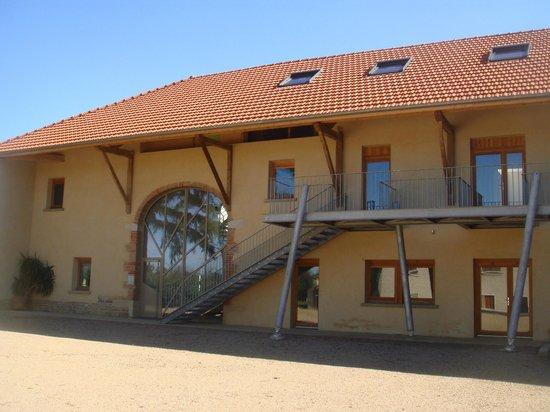 Les fermes de Louison : le mélange du passé et du présent
