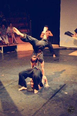 Phare, The Cambodian Circus: nice balance they got there