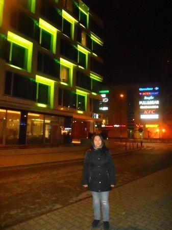PURO Kraków Stare Miasto: Hotel facade