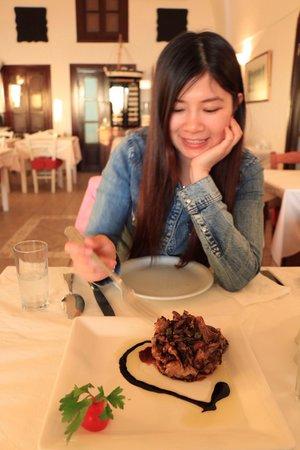 Naoussa Restaurant : 超正的Mushroom