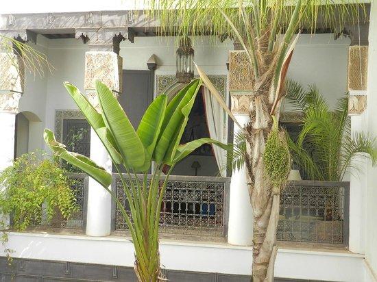 Riad Ennafoura: Riad rénové avec soin