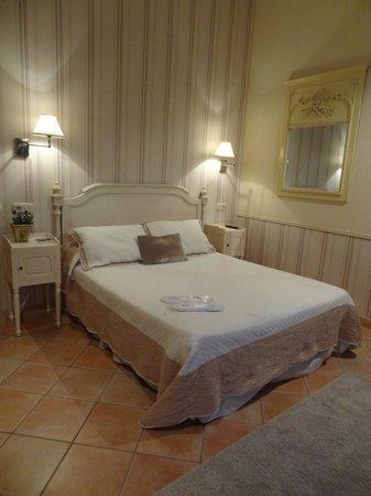 Hotel rural Arpa de Hierba: Nuestra hermosa habitacion
