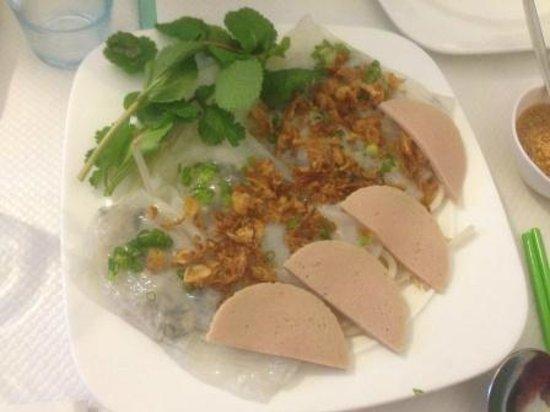 Pho Tai: banh cuon