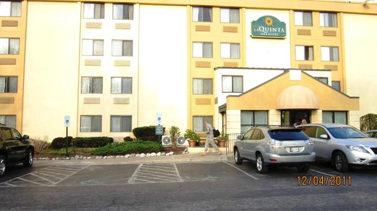 La Quinta Inn & Suites Columbia Jessup : Clean and comfortable with a convenient location