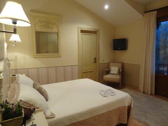 Hotel rural Arpa de Hierba: Habitacion numero 2