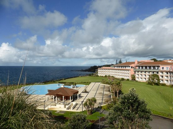 Terceira Mar Hotel : Vista parcial del hotel Terceira Mar