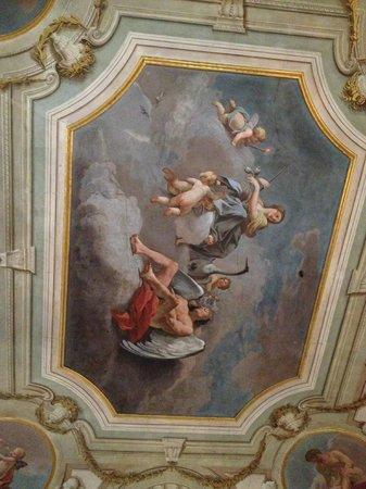 Palazzo Tolomei Residenza d'Epoca: Plafond