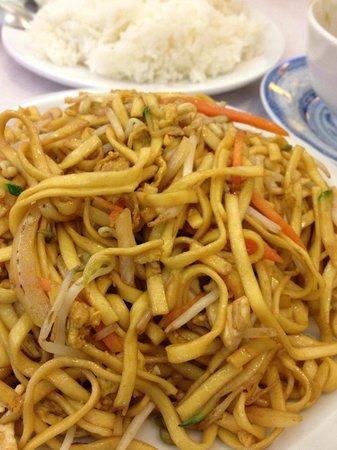Yami: noodle