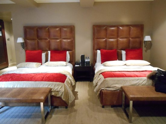 The May Fair Hotel: chambre