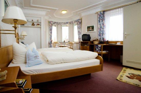 Teddybärenhotel Peterhof: Ein Beispiel der Kategorie Kuschelzimmer