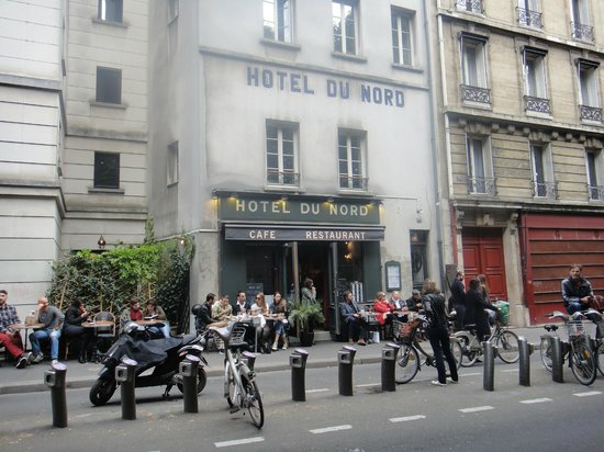 Le Citizen Hotel : A canal-side cafe and brasserie