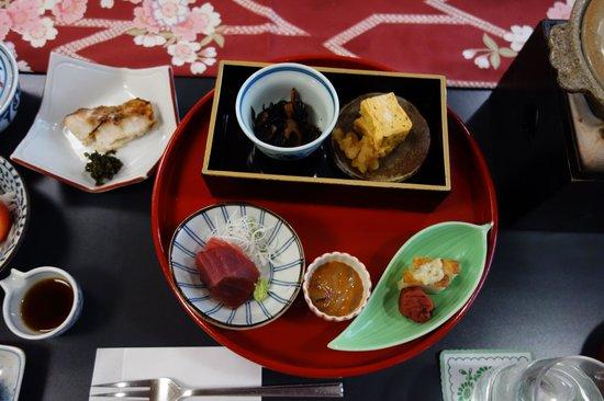 Gora Asahi Hotel: Breakfast