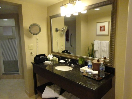 Holiday Inn & Suites Ottawa Kanata: Bathroom sink