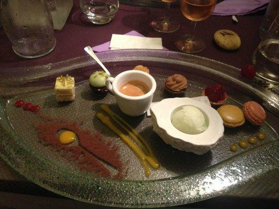 Ó Bain-Marie: Desserts maison