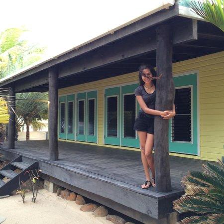 Destinations Belize : Cabaña en Placencia