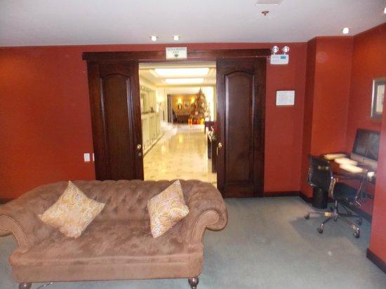 Sofitel Bogota Victoria Regia: Hotel