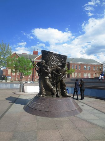 African American Civil War Memorial & Museum : African American Civil War