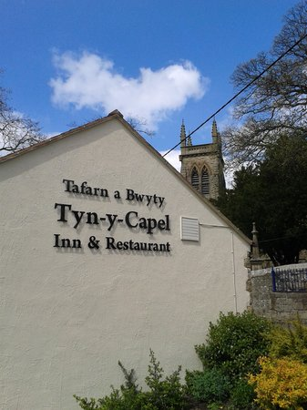 Tyn y Capel Inn & Restaurant: perfect lunch