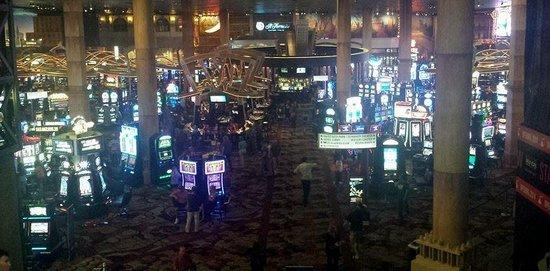 New York - New York Hotel and Casino: Casino