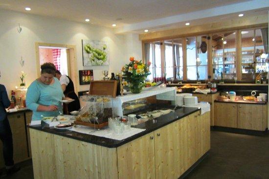 Natur & Aktiv Resort Ötztal : food selection
