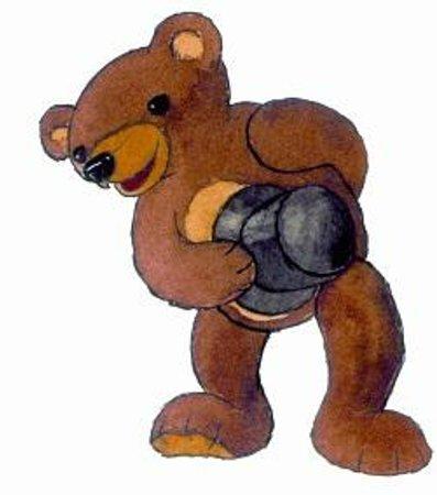 Teddybärenhotel: Grüß Gott