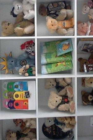 Teddybaerenhotel Peterhof : Shopauswahl