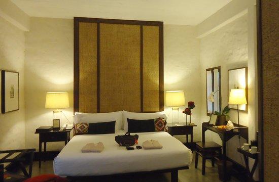 Tamarind Village: Our room