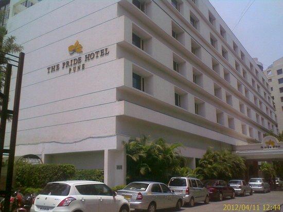 The Pride Hotel: hotel exterior