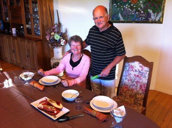 Tui Lodge: Eva and Rex