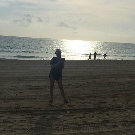 Paradisus Punta Cana Resort: beach and coconuts