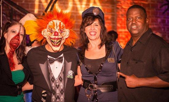 NOVAWEEN is St. Pete's favorite Halloween Party at NOVA 535