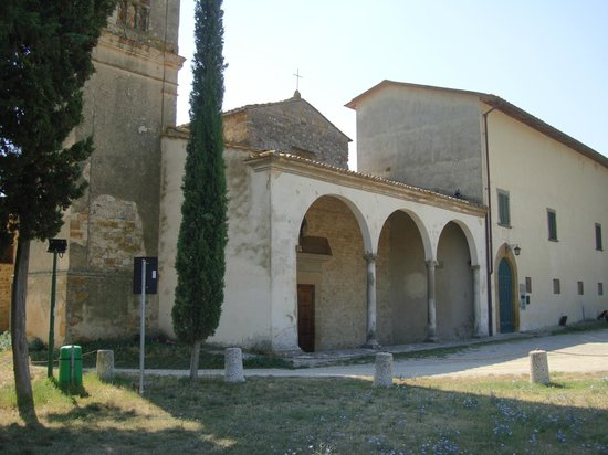 Parish of S. Pietro in Bossolo-Tavarnelle Val di Pesa