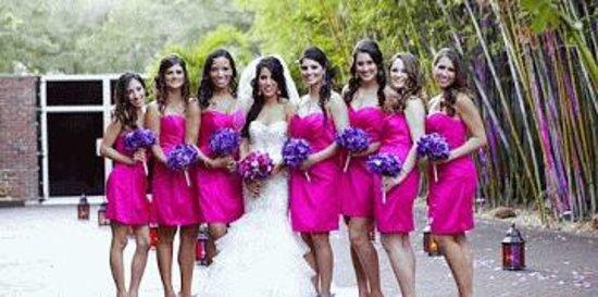 Moderns Brides and their ladies love NOVA 535