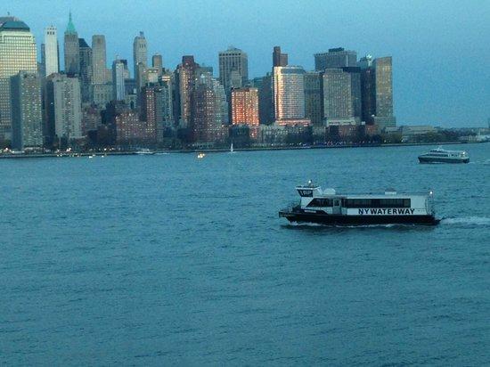 Hyatt Regency Jersey City: One of the views from my room