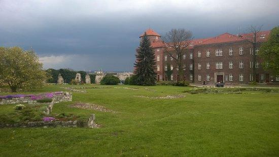 Château roya du Wawel : Wawel Castle
