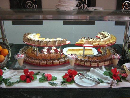Hotel Royal Nozha: Nachtisch