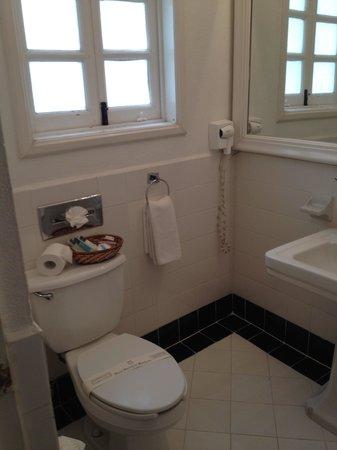 Hotel Virrey de Mendoza : Bathroom